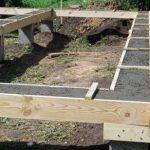 Столбчато-ростверковый фундамент