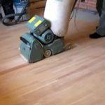 Циклевание деревянного пола своими руками