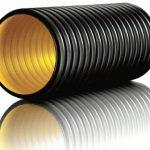 Труба гофрированная пвх: технические характеристики, производитель
