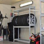 стеллажи для гаража