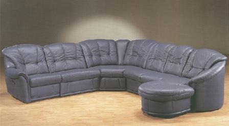 Большой угловой диван дизайн