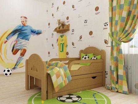 Детские диваны кровати с бортиками фото