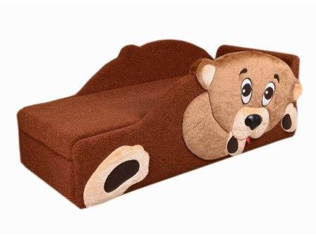 Детские диваны кровати с бортиками