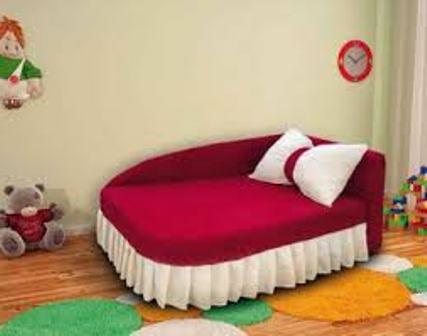 Детский диван-кровать для девочки