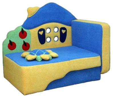 Детский диван кровать для мальчика