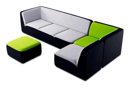 Модульные диван