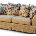Обшивка диванов на дому: цены, советы