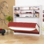 Мебель трансформер: шкаф, кровать, диван