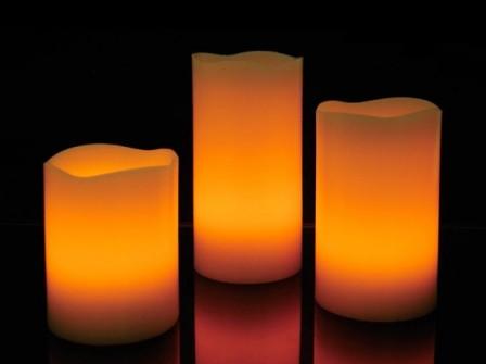 Декоративная светодиодная свеча