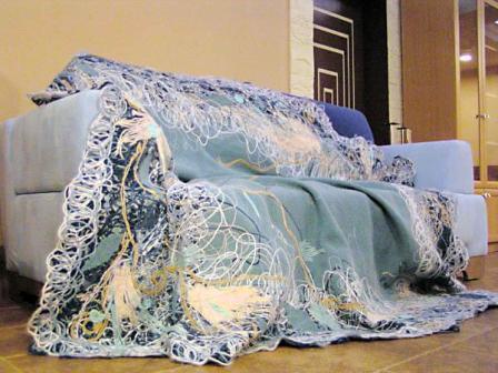 Дивандеки на угловой диван дизайн