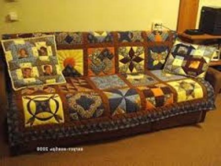 Дивандеки на угловой диван фото
