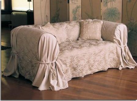 Дивандеки на угловой диван