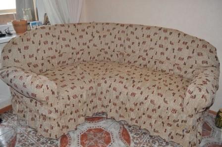 Накидки на угловой диван фото