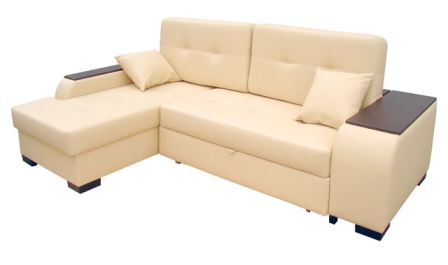 Угловой диван кровать фото