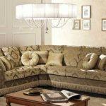 Купить накидку на угловой диван: выгодно и просто