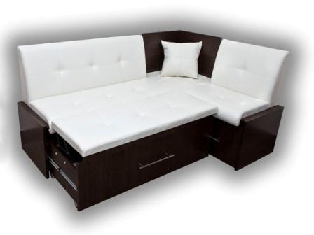 угловые диваны со спальным местом