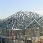Технологии строительства с применением металлокаркаса
