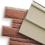 Преимущества цокольного, винилового и деревянного сайдинга