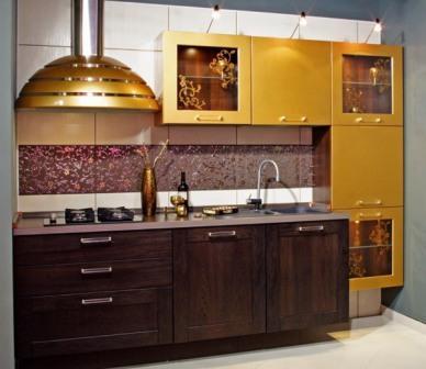 Вытяжки в интерьере кухни дизайн
