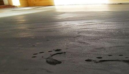 Защита бетона от влаги