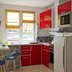Кухня в брежневке и хрущевке: дизайн, фото, подбор мебели