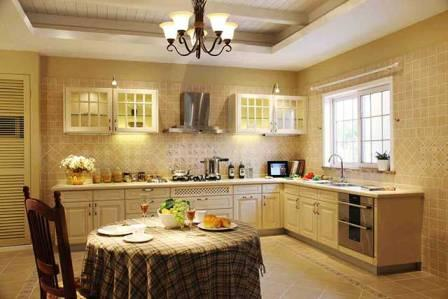 кухни в стиле прованс дизайн