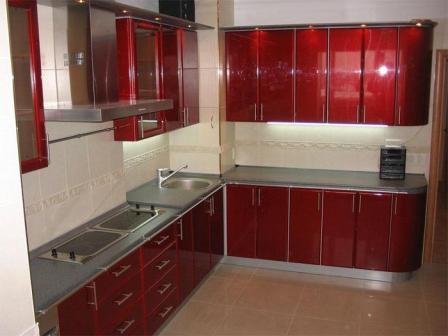 встроенная кухня 9 метров