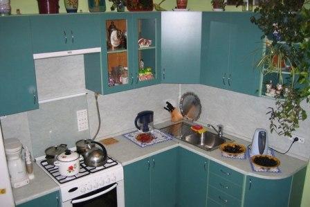 встроенные кухни фото 6 кв