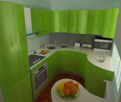 встроенные кухни фото 6 м