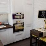 Как расширить кухню: перепланировка, цветовая гамма, выбор мебели