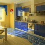 Рекомендации по выбору цвета для кухни и ее модные оттенки в 2015 году