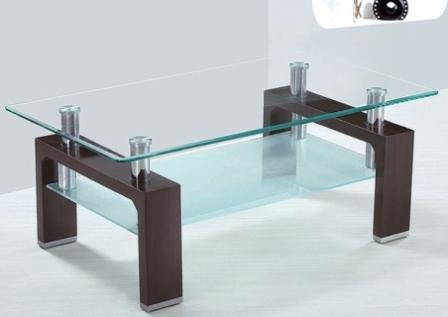 Журнальный столик стекло