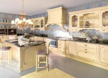 итальянская кухня мебель фото
