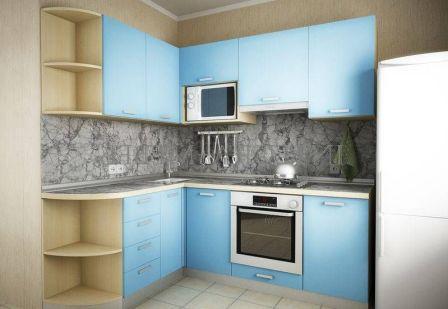 мебель для маленькой кухни дизайн