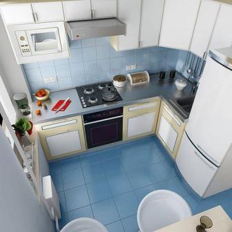 планировка маленькой кухни дизайн