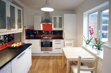 ремонт кухни красивое фото