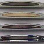 Ручки для кухонной мебели: выбираем правильно
