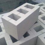 французский бетонный блок