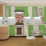 кухонный фасад фото