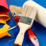 Чем и как красить поверхности в ванной и на кухне