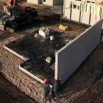 Построение каркасного дома