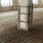 Когда, как и чем проводится усиление колонн зданий