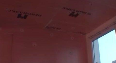 Как утеплить потолок в квартире