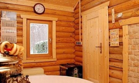 утеплить дверь в баню