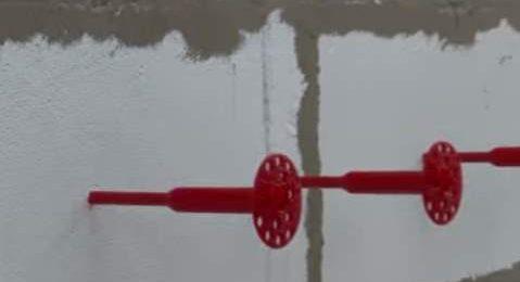 Утепление фасада коттеджа пенополистиролом