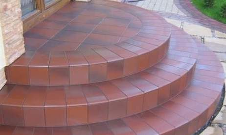 Керамическая плитка для крыльца