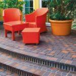 Керамическая, клинкерная, бетонная плитка для крылец: укладка и особенности