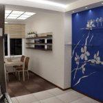 Отделка стен кухни: варианты, фото, полезные советы