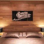 Отделка стен ламинатом: фото и полезная информация