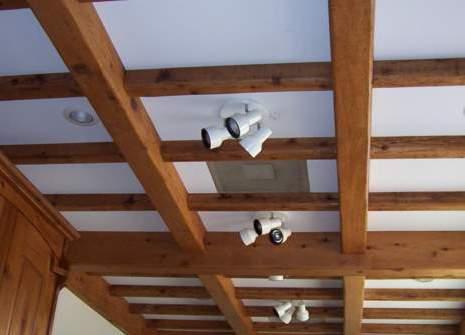 гипсокартон для отделки потолка в частном доме